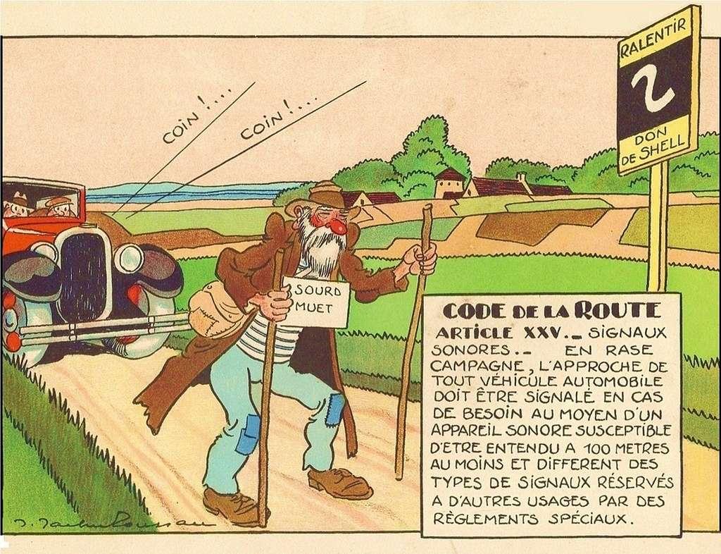 Le Code de la Route illustré (1930) 6104