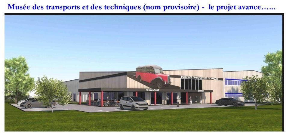 "Musée  ""espace EUROMOBILE"" de Wissembourg (67) 7196"