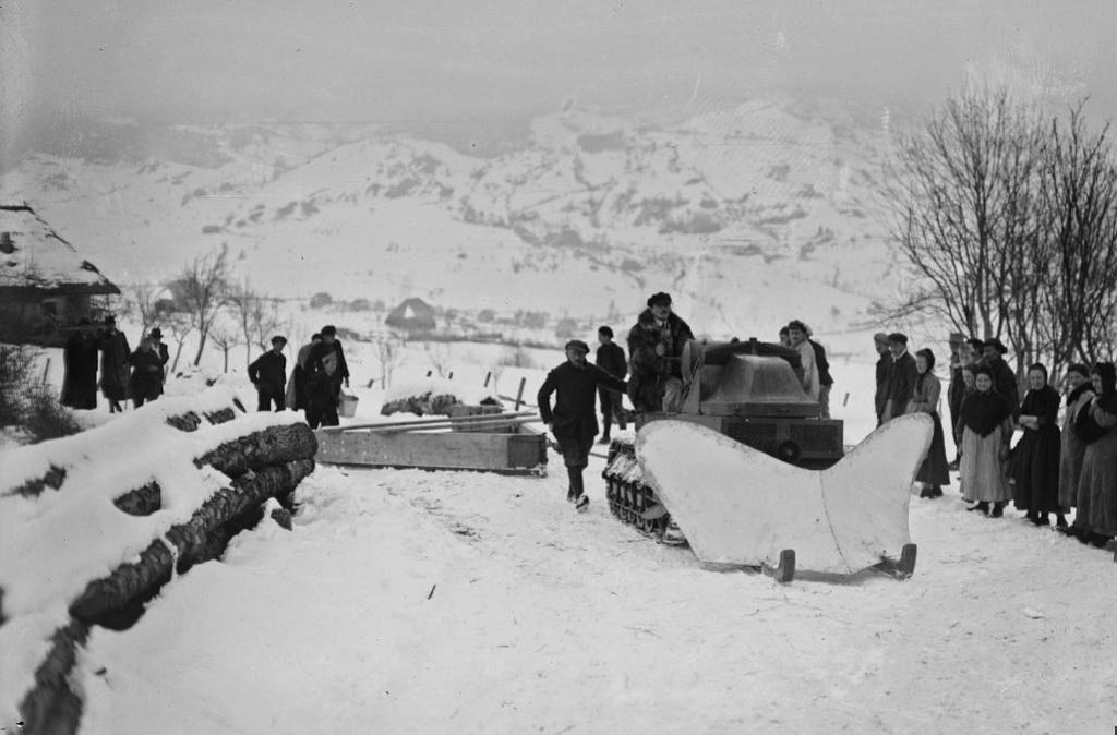 Concours de chars de montagne  au Mont Revard 787
