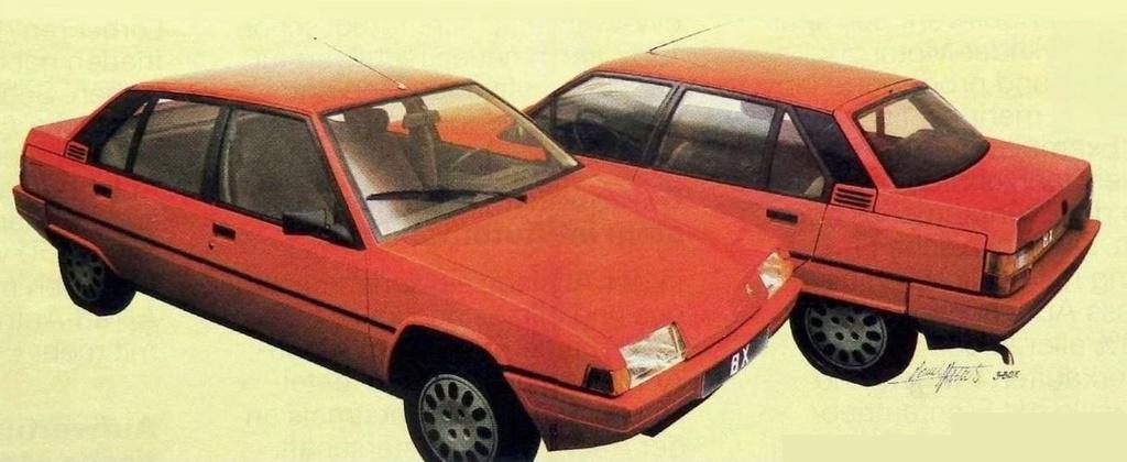 les YOUNGTIMERS (Citroën récentes: AX, BX , CX , XM....) - Page 2 8139