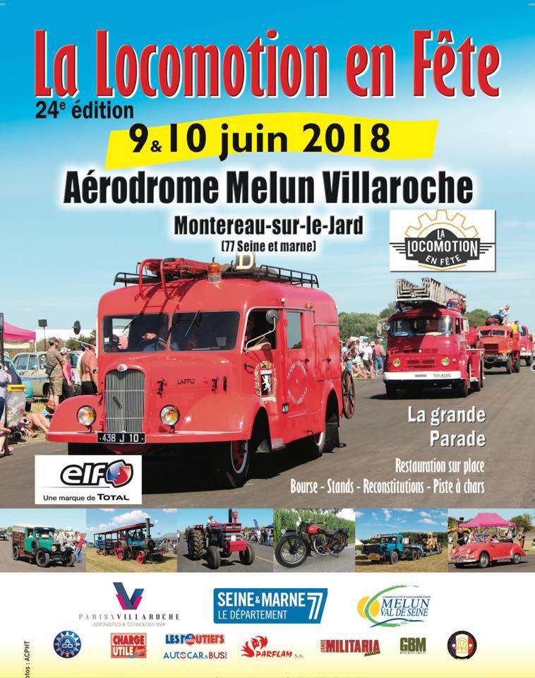 La Locomotion en fête  2018 - Aérodrome de Melun-Villaroche (77) 8217