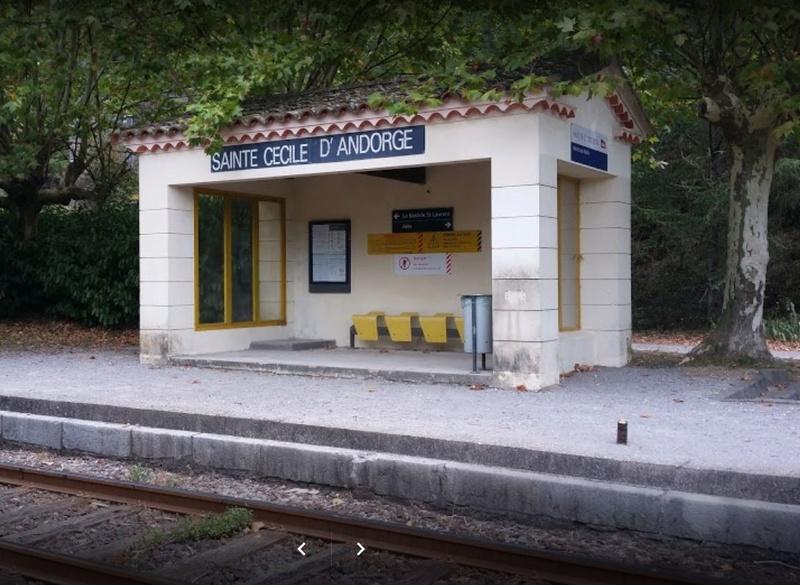 Le Relais routier de Ste Cécile d'Andorge (Gard) 835