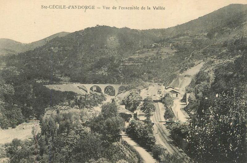 Le Relais routier de Ste Cécile d'Andorge (Gard) 836