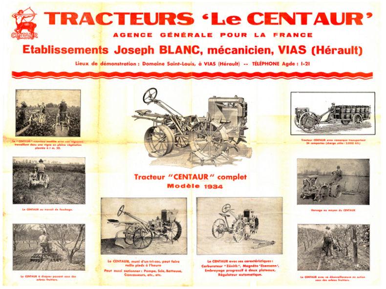 restauration - Restauration du Centaur 2-G 844