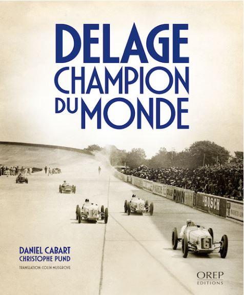 Delage Champion du monde 847
