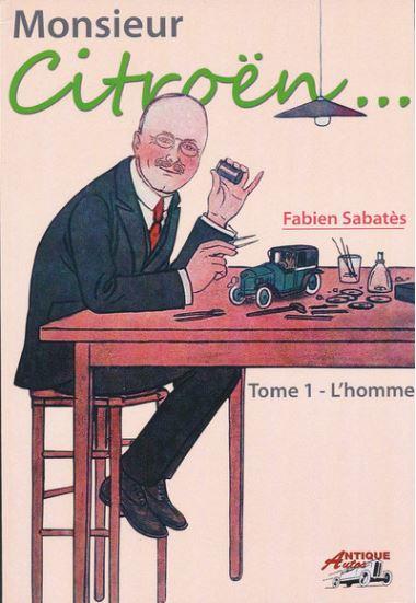 Monsieur Citroën - Tome 1 et 2 849