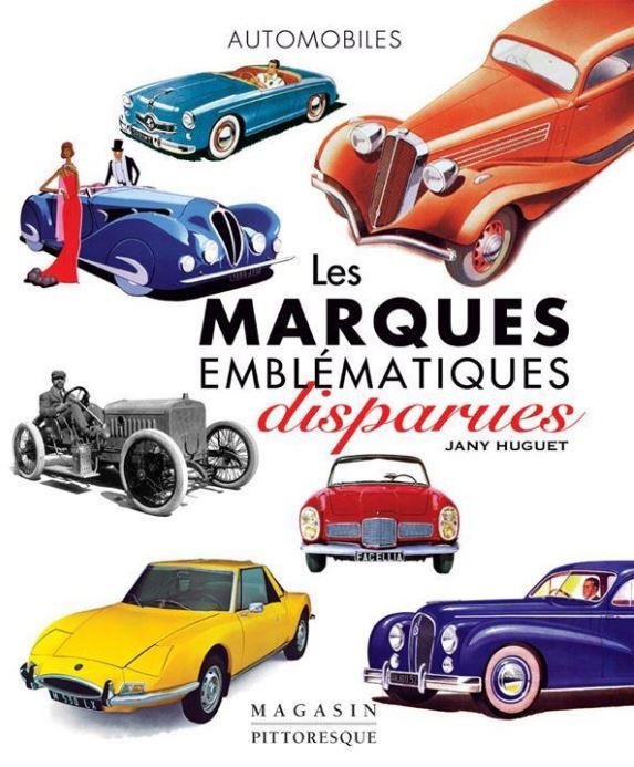 Les Marques Emblématiques Disparues Autour de l'automobile 851
