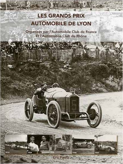 Les Grands Prix Automobile de Lyon Circuits automobiles 853
