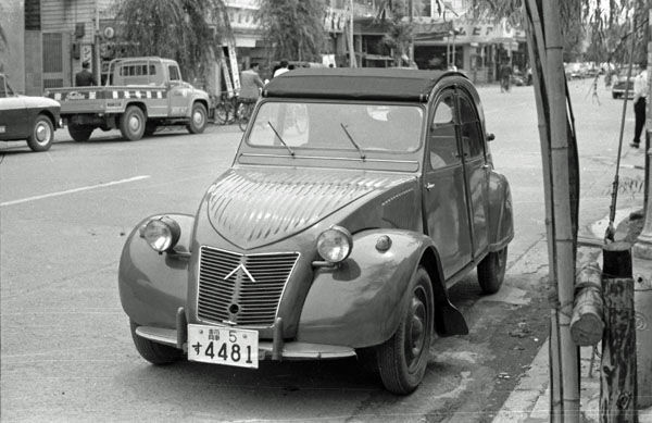 des 2CV au JAPON 9107