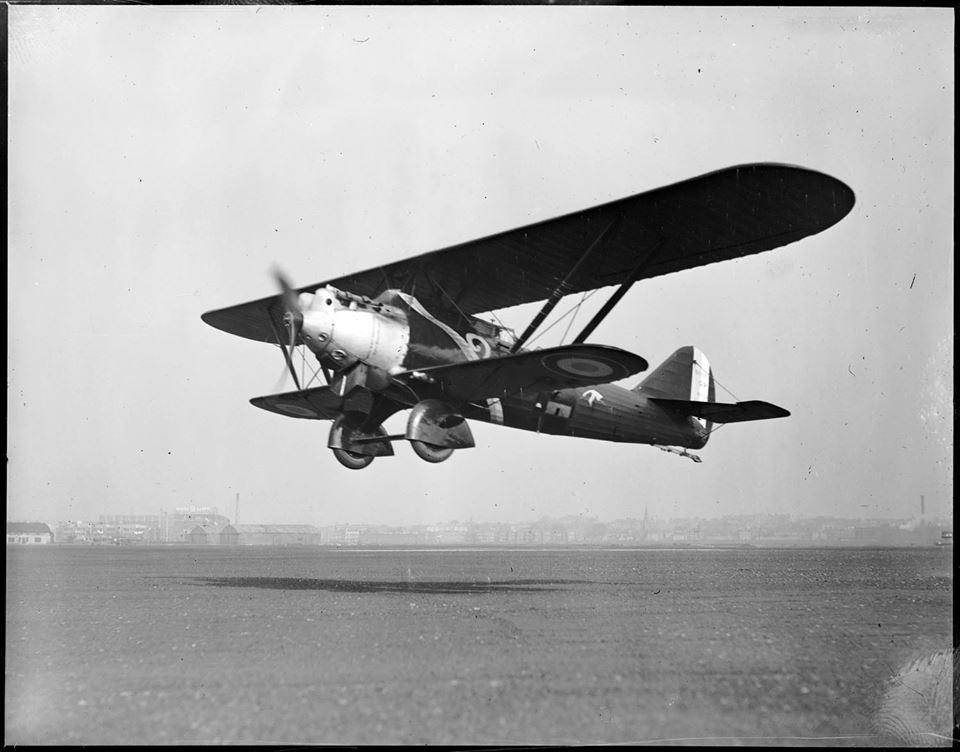 Les Aviateurs Costes et Bellonte en CITROËN C6F 913