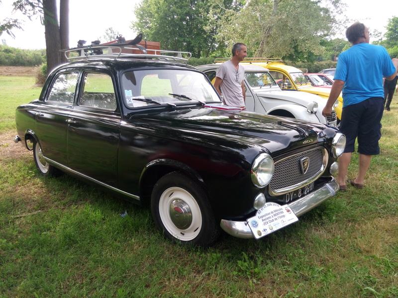 30 - MONTFRIN : 1ère exposition de véhicules anciens 2 et 3 Juin 2018 Img_2715