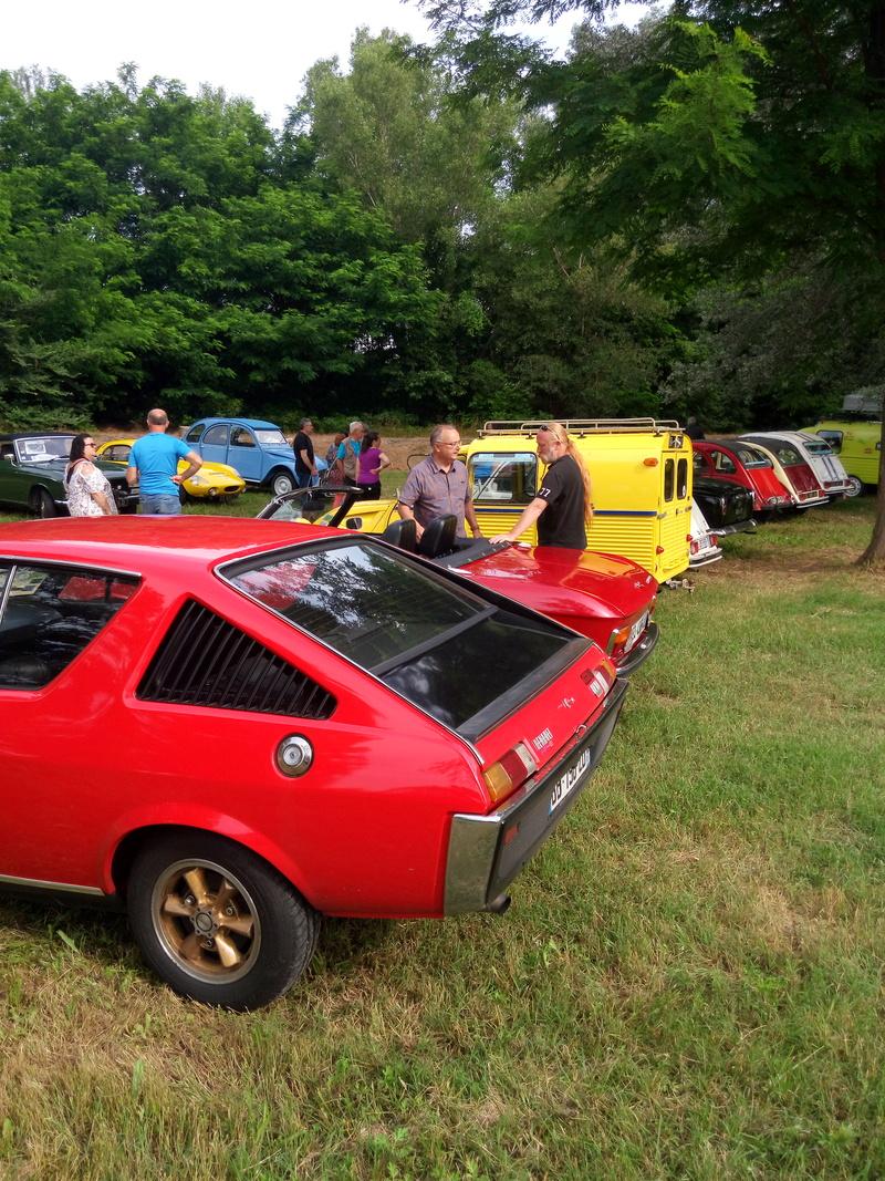 30 - MONTFRIN : 1ère exposition de véhicules anciens 2 et 3 Juin 2018 Img_2735