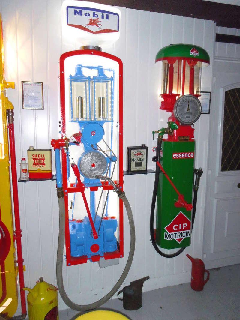 un petit Musée privé sur le thème des vieilles pompes à essence Imgp0722