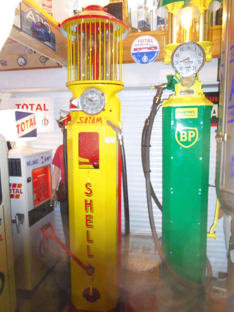 un petit Musée privé sur le thème des vieilles pompes à essence Imgp0742