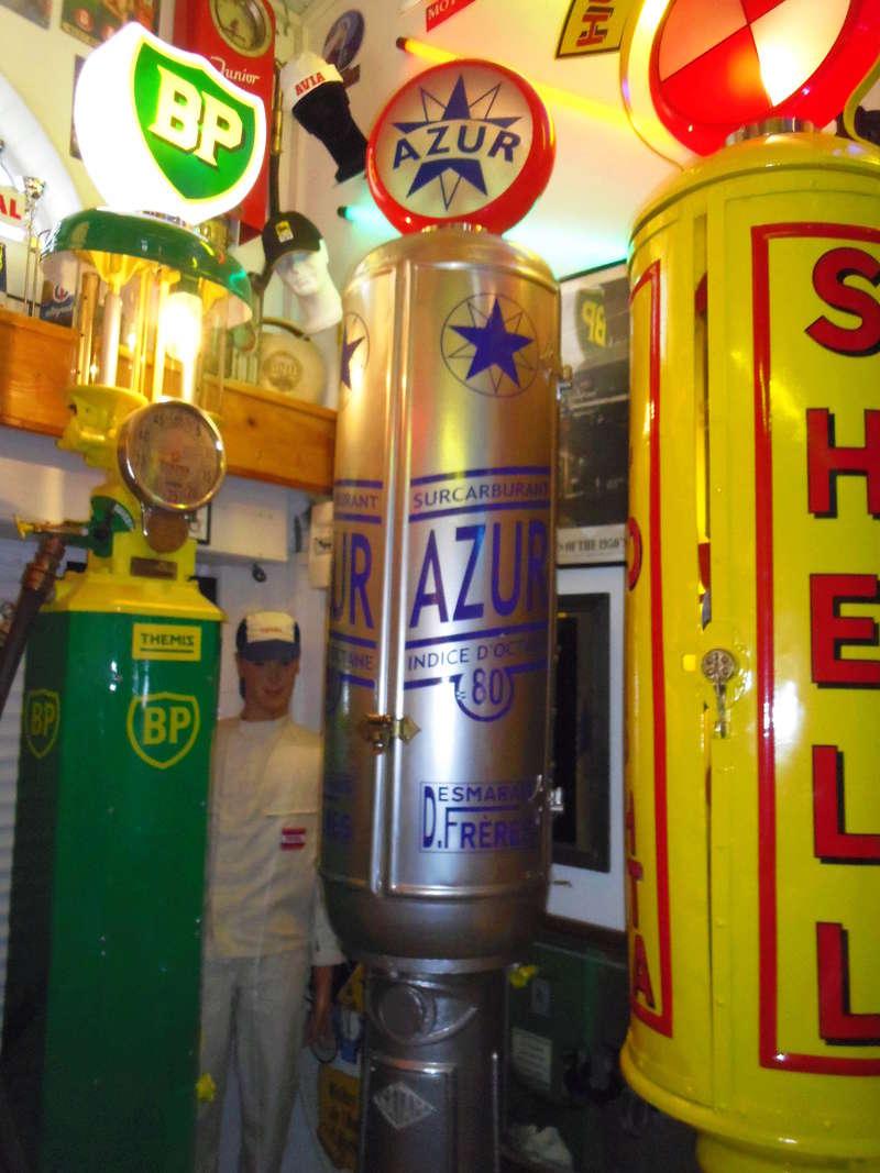 un petit Musée privé sur le thème des vieilles pompes à essence Imgp0743