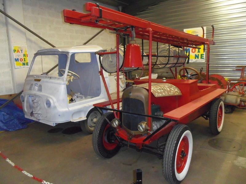 Des camions à gogo....Musée des sapeurs pompiers de Lyon - Page 3 Imgp0746