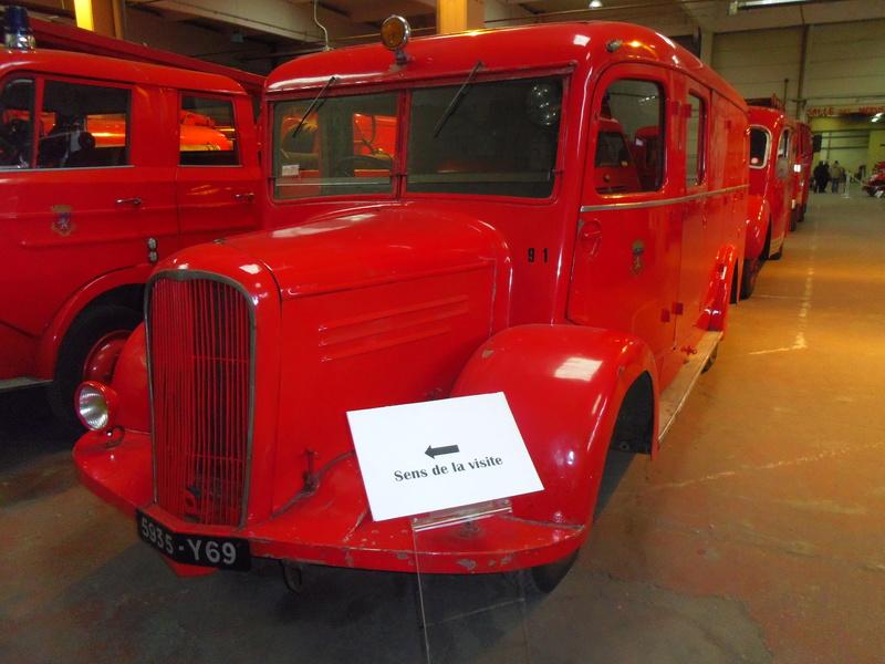 Des camions à gogo....Musée des sapeurs pompiers de Lyon - Page 3 Imgp0810