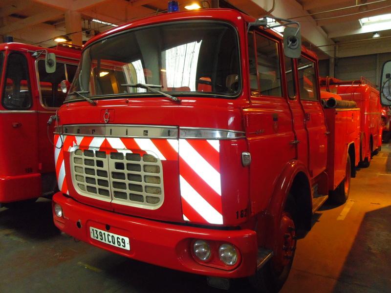 Des camions à gogo....Musée des sapeurs pompiers de Lyon - Page 3 Imgp0812