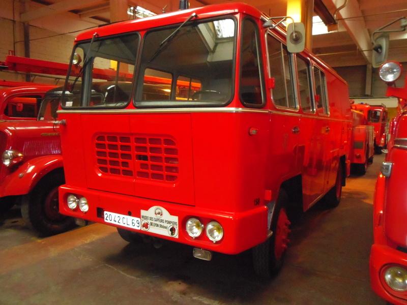 Des camions à gogo....Musée des sapeurs pompiers de Lyon - Page 3 Imgp0814