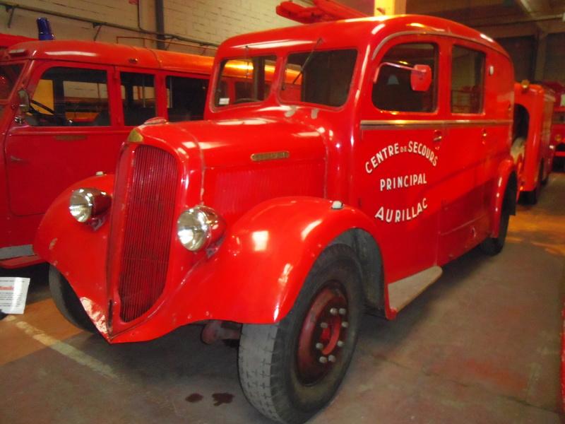 Des camions à gogo....Musée des sapeurs pompiers de Lyon - Page 3 Imgp0816