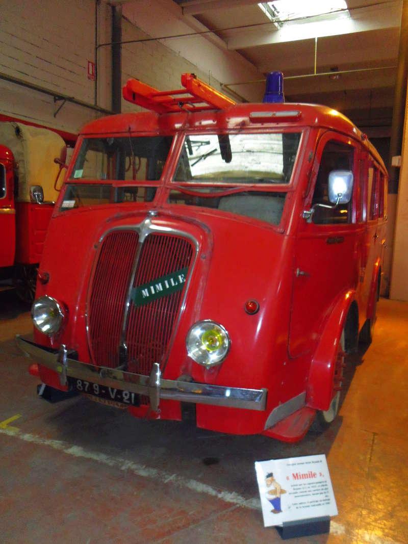 Des camions à gogo....Musée des sapeurs pompiers de Lyon - Page 3 Imgp0818