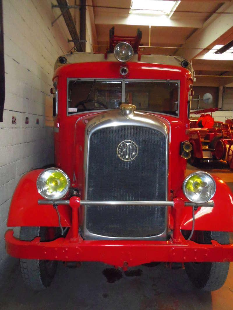 Des camions à gogo....Musée des sapeurs pompiers de Lyon - Page 3 Imgp0820