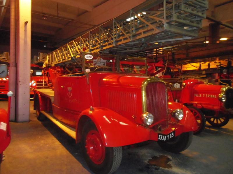 Des camions à gogo....Musée des sapeurs pompiers de Lyon - Page 4 Imgp0834