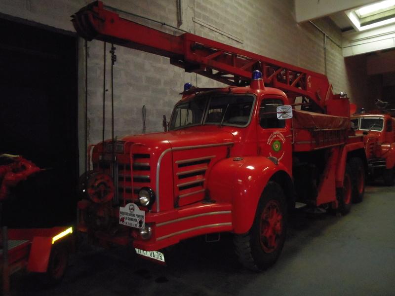 Des camions à gogo....Musée des sapeurs pompiers de Lyon - Page 4 Imgp0838
