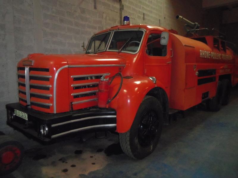 Des camions à gogo....Musée des sapeurs pompiers de Lyon - Page 4 Imgp0841