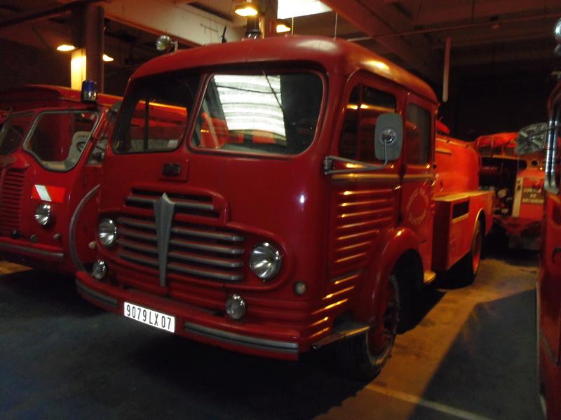 Des camions à gogo....Musée des sapeurs pompiers de Lyon - Page 4 Imgp0842
