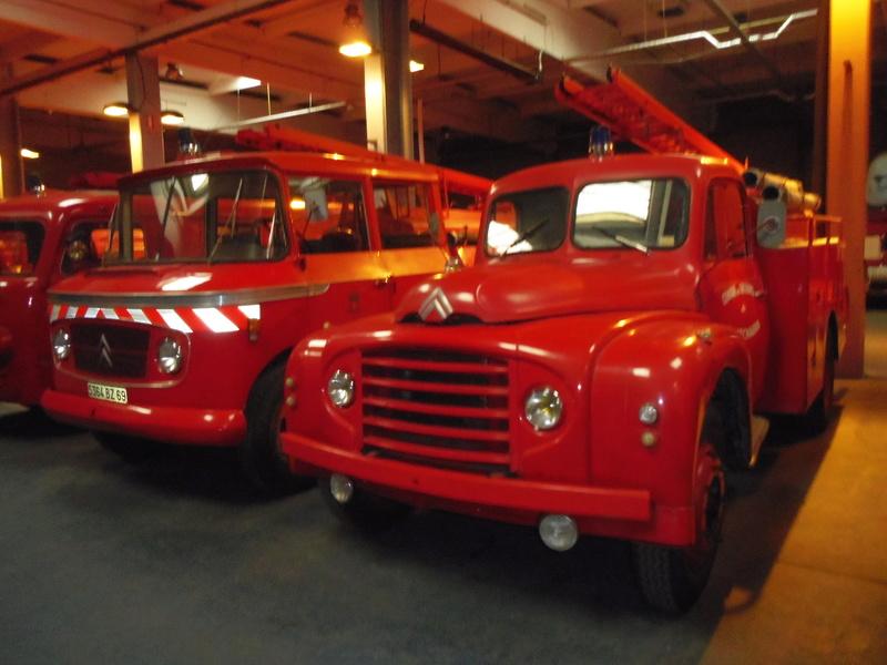 Des camions à gogo....Musée des sapeurs pompiers de Lyon - Page 4 Imgp0843