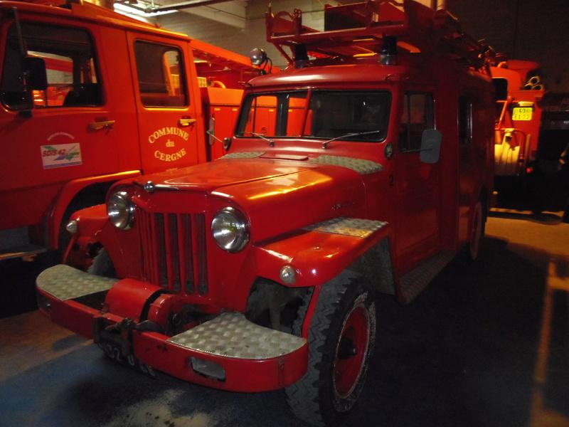Des camions à gogo....Musée des sapeurs pompiers de Lyon - Page 4 Imgp0850