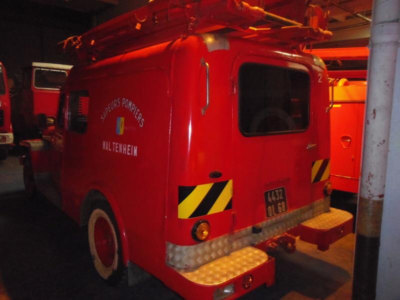 Des camions à gogo....Musée des sapeurs pompiers de Lyon - Page 4 Imgp0852