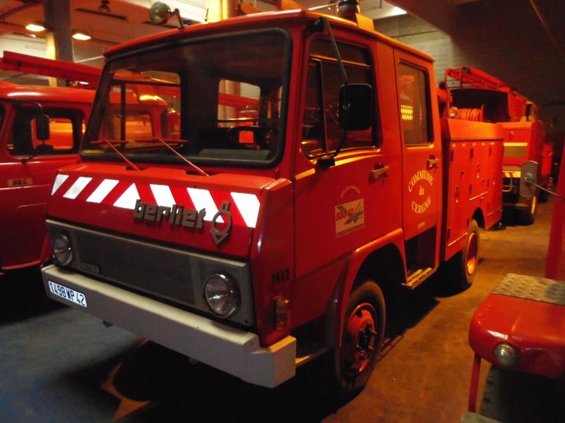 Des camions à gogo....Musée des sapeurs pompiers de Lyon - Page 4 Imgp0856