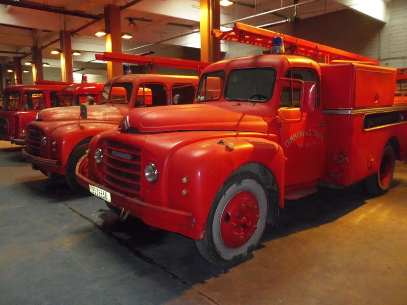 Des camions à gogo....Musée des sapeurs pompiers de Lyon - Page 4 Imgp0860