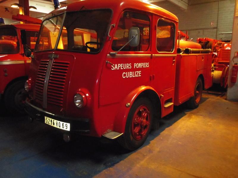Des camions à gogo....Musée des sapeurs pompiers de Lyon - Page 4 Imgp0864