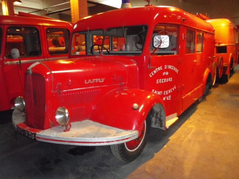 Des camions à gogo....Musée des sapeurs pompiers de Lyon - Page 4 Imgp0866
