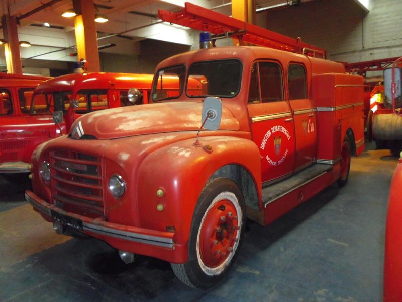 Des camions à gogo....Musée des sapeurs pompiers de Lyon - Page 4 Imgp0868