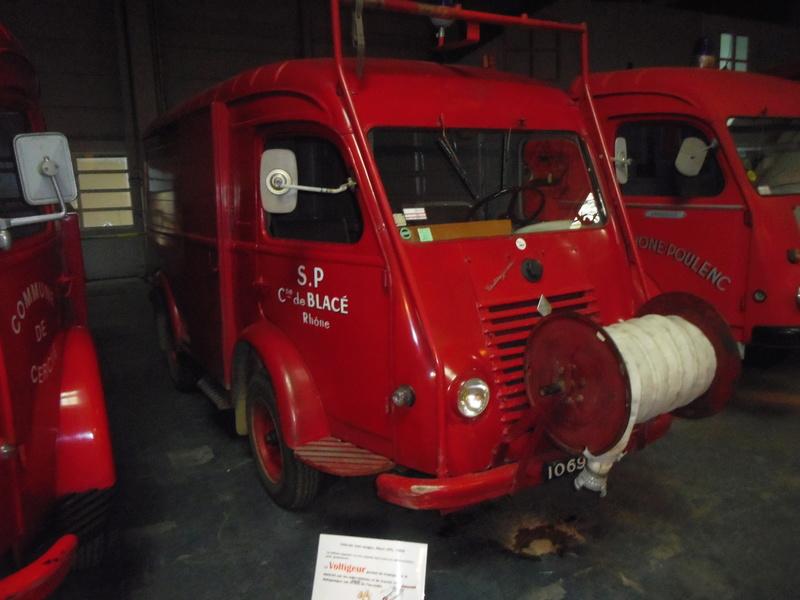 Des camions à gogo....Musée des sapeurs pompiers de Lyon - Page 4 Imgp0869