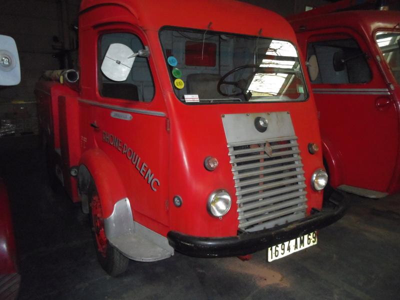 Des camions à gogo....Musée des sapeurs pompiers de Lyon - Page 4 Imgp0870