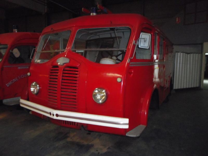 Des camions à gogo....Musée des sapeurs pompiers de Lyon - Page 4 Imgp0871