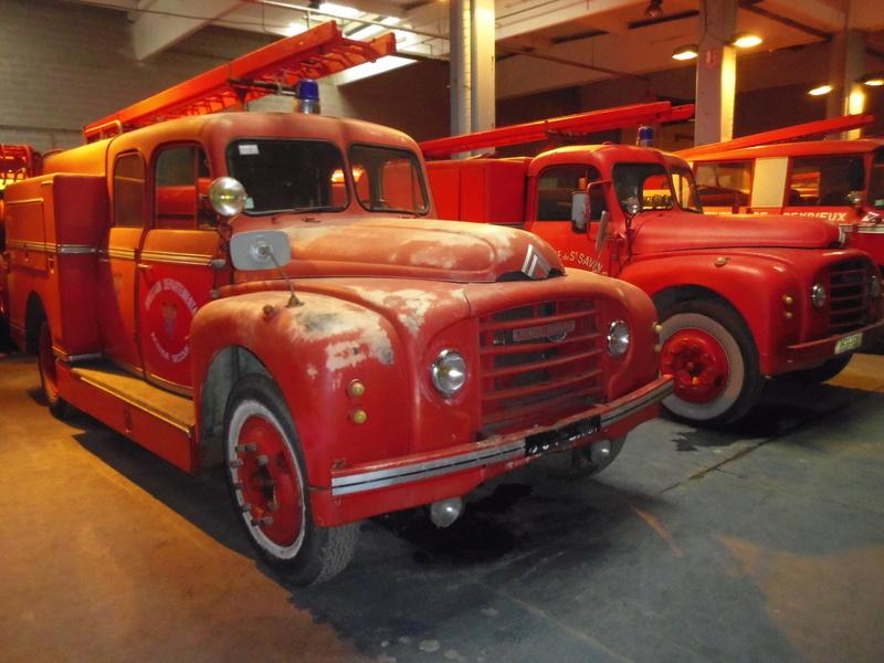 Des camions à gogo....Musée des sapeurs pompiers de Lyon - Page 4 Imgp0872