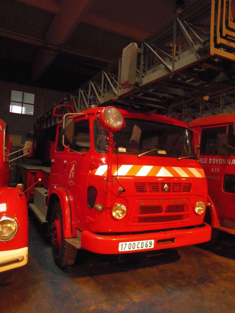 Des camions à gogo....Musée des sapeurs pompiers de Lyon - Page 4 Imgp0875