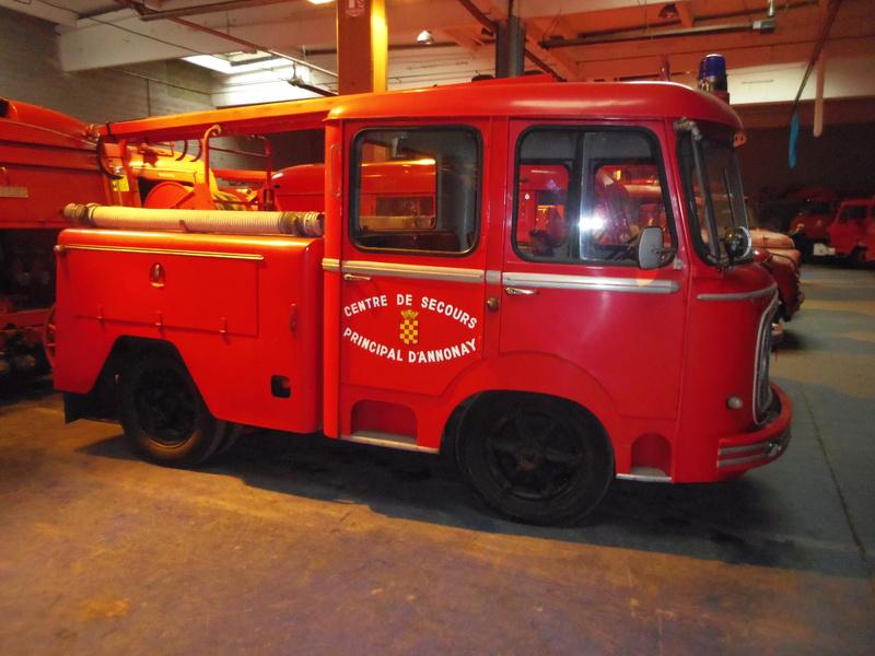 Des camions à gogo....Musée des sapeurs pompiers de Lyon - Page 4 Imgp0877