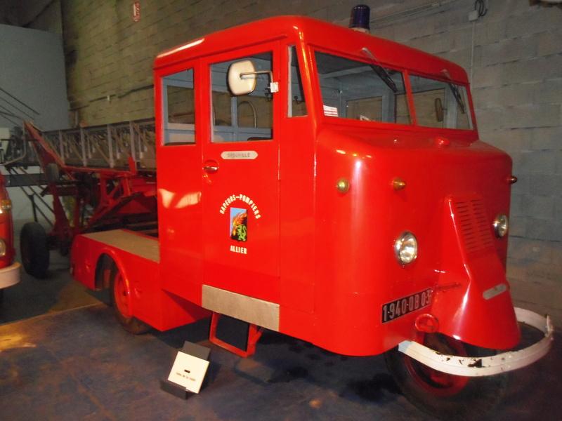 Des camions à gogo....Musée des sapeurs pompiers de Lyon - Page 5 Imgp0884