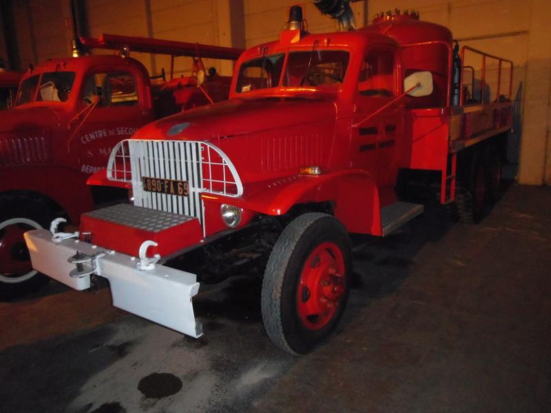 Des camions à gogo....Musée des sapeurs pompiers de Lyon - Page 5 Imgp0897