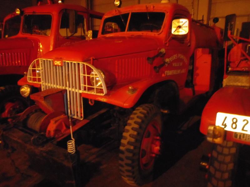 Des camions à gogo....Musée des sapeurs pompiers de Lyon - Page 5 Imgp0899