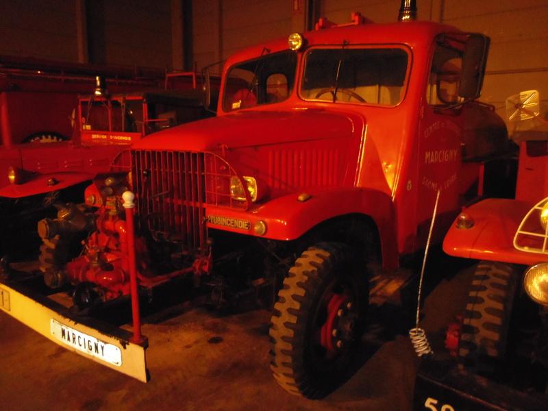 Des camions à gogo....Musée des sapeurs pompiers de Lyon - Page 5 Imgp0911