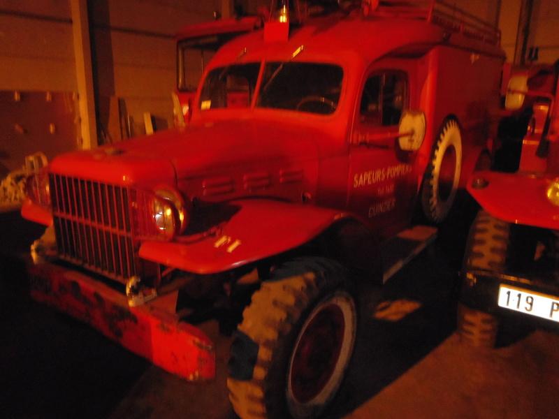 Des camions à gogo....Musée des sapeurs pompiers de Lyon - Page 5 Imgp0913