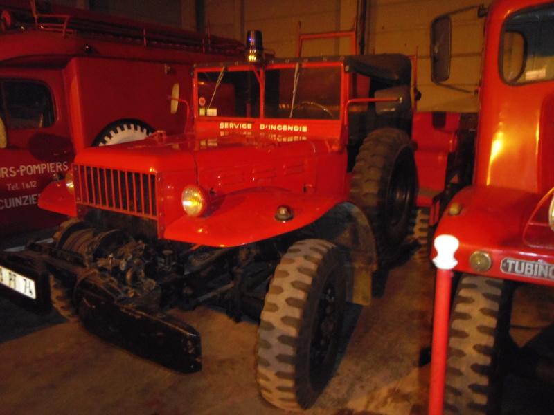 Des camions à gogo....Musée des sapeurs pompiers de Lyon - Page 5 Imgp0914